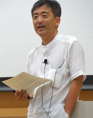 武田講師講演様子