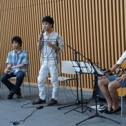 口笛音楽について、また今回の演奏者と曲目について武田裕煕さんが紹介します。
