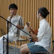 ベネズエラ音楽楽団Estudiantina Komabaと、武田さんのCDについて宣伝していただきました。